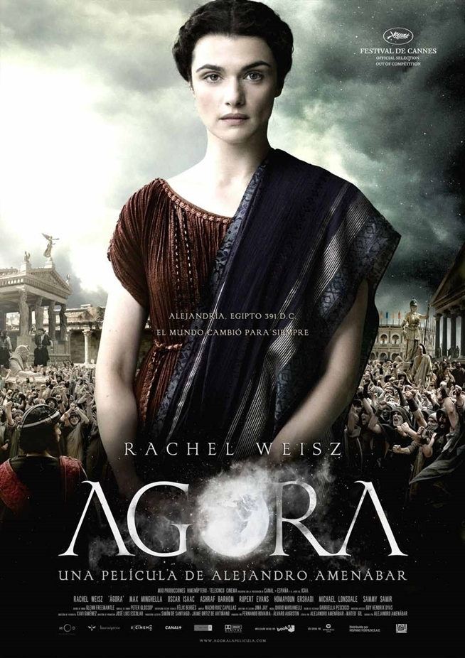 Agora 2009 movie poster rachel weisz2